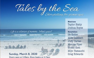 2020.03.08 Tales by the Sea ~ Moments