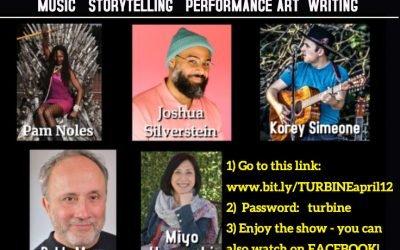 2020.04.12 Turbine Arts Collective ~ Montage Night