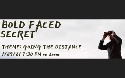 2021.01.29 Bold Faced Secret ~ Going the Distance