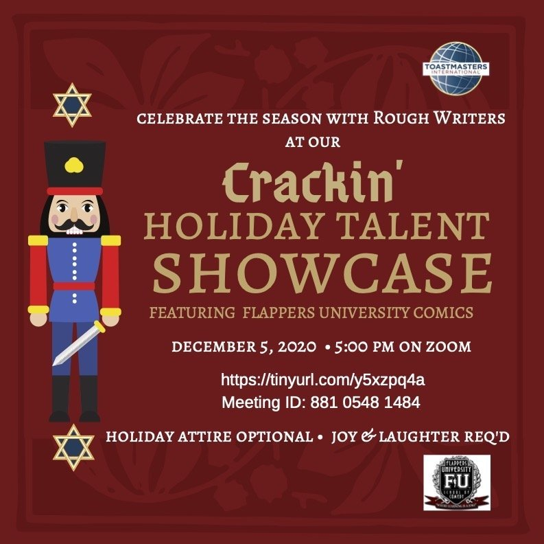 Crackin Holiday Showcase 2020