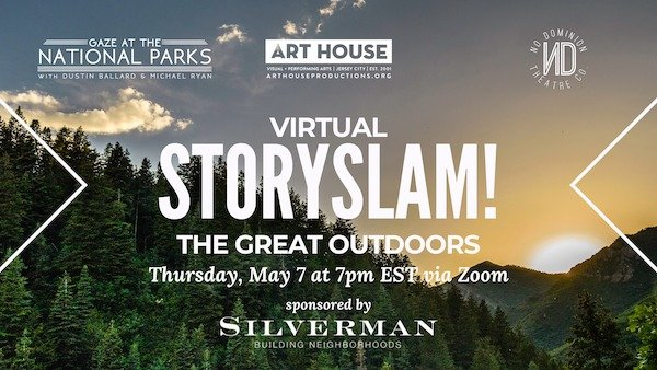 2020.05.07 The Virtual Story Slam ~ The Great Outdoors